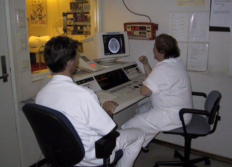 patiënten scannen bij medicatie delen